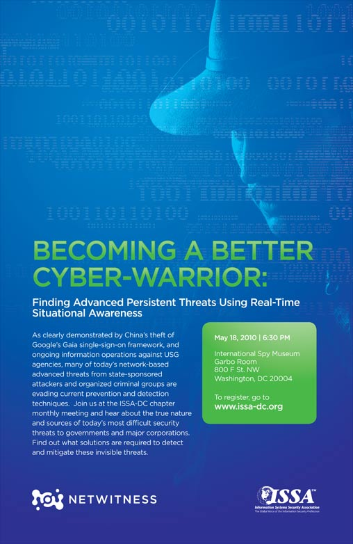Becoming a Better Cyber Warrior